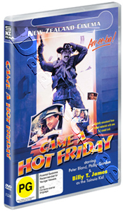 Came a Hot Friday (DVD)